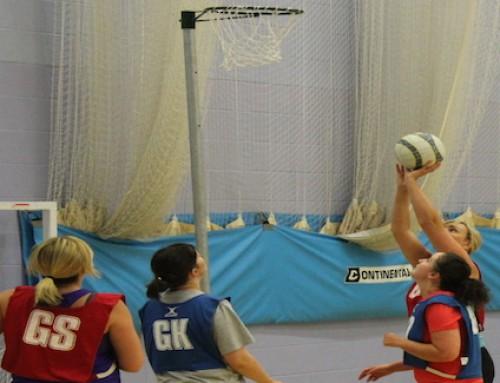 Into Sport Netball