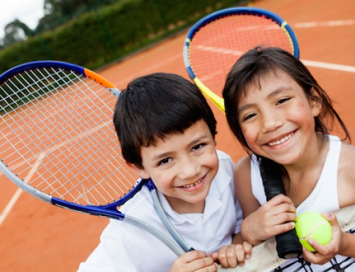 Junior Tennis Camps